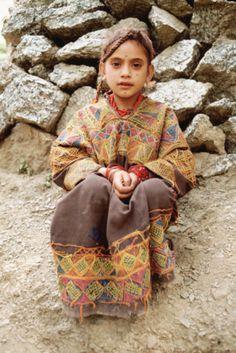 Asia: Macedonian Kalash girl with facial tattoos, Pakistan Beautiful World, Beautiful People, Kalash People, Facial Tattoos, Gilgit Baltistan, Cultural Diversity, Central Asia, People Of The World, Beautiful Children