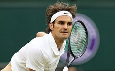 Looking good: Roger Federer has hardly broken a sweat in reaching the fourth round of Wimbledon but Tommy Robredo will give him more of a game, predicts Laura Robson