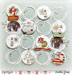 Hello, PI friends! We are throwing snowballs at you with this fun,versatile cut file this month! Check out the awesome inspiration from...