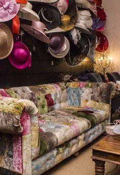 Hat Shop, Boutique, Detail, Luxury, News, Wales, Congratulations, Couture, Shopping