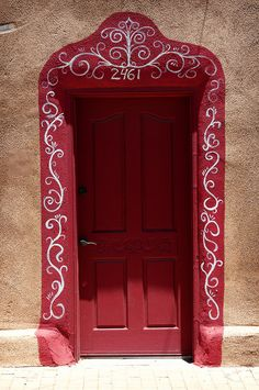 Mesilla, NM, USA by lumierefl, via Flickr