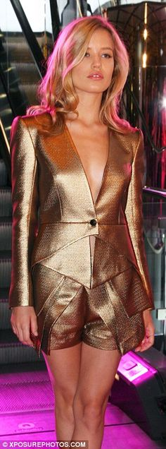Tailored gold