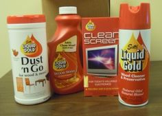 cleaning survival kit