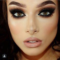 Excelente maquillaje!