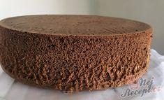 Vynikající a nejjednodušší korpus na dort - PAN KORPUS | NejRecept.cz Pancake Healthy, Best Pancake Recipe, Easy Cake Recipes, Keto Recipes, Cheesecake Recipes, Cheesecake Cookies, Cheesecake Bites, Cocoa Cake, Evening Meals