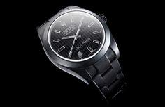 Une montre Rolex à l'effigie de Karl Lagerfeld - Lagerfeld est une vraie légende de la mode
