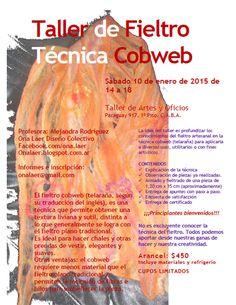 Nuevo Taller Cobweb: Enero 2015