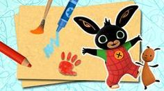 Meet Bing, his carer Flop and all their friends. Watch clips and make a picture with Bing. Bing Bunny, Colorful Pictures, Needle Felting, Pikachu, Product Launch, Fun, Painting, Fictional Characters