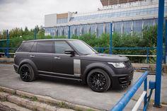Lumma Design CLR R Range Rover LWB