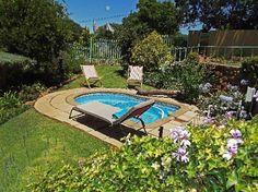 All Splash Pools | Stoneridge Guesthouse Photo: The small splash pool