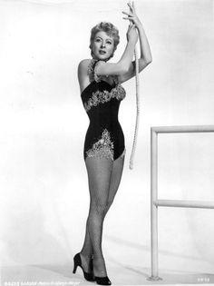 Greer Garson for 'Her Twelve Men' (1954)