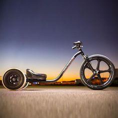 The BIg Wheel all grown up!  Verrado Electric Drift Trike - $450