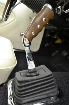1971 pistol grip shifter