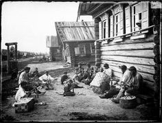 Максим Дмитриев - фотографии царской России