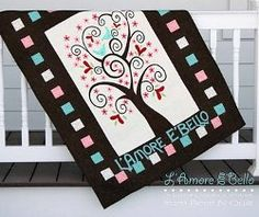 The Applique Hearts Quilted Wall Display is one of our most versatile free wall quilt patterns. Make this quilt wall banner in fun colors to decorate a little girl's room or in classic red and pink to dress up the house for Valentine's Day.