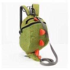 Child Safety Harness Reins Toddler Back pack Walker Buddy Strap Walker Bag Charm