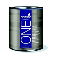 Olympic One Exterior Paint And Primer