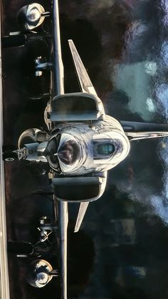 phantom Source by klausfassl Aviation Theme, Aviation Art, Military Jets, Military Aircraft, Modern Fighter Jets, De Havilland Vampire, F4 Phantom, Air Fighter, Fighter Aircraft