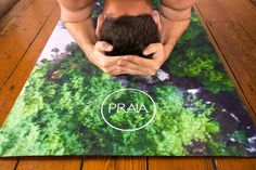 Can't see the forest for the trees.  #namaste #yoga #PRAIA