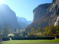 Lauterbrunnen Switserland