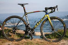 Tdf 2013_Nouveau Look 695 Aéro Light, le vélo des Cofidis sur le 100ème Tour de France (Fb_Nutri-cycles.com)