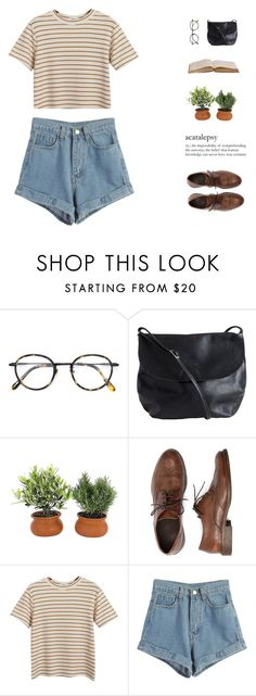 """"""" Lifeline """" by jaxdm ❤ liked on Polyvore featuring Frency & Mercury, Pieces, H.E.BY MANGO, Chicnova Fashion and WithChic"""