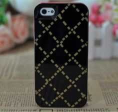 Kate Spade case for iphone 5 Check