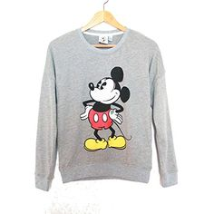 DG GOLD women's long sleeve cottom Outerwear sweater Mickey mouse (M, Gray) GD-GOLD http://www.amazon.com/dp/B00QPW47MO/ref=cm_sw_r_pi_dp_S5B-ub1RAKHWA