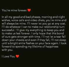 If you are looking for best Love Quotes for your partner then you are at the best place because here we have collected some Great Love Quotes for Your Partner. Long Love Quotes, Quotes About Strength And Love, Soulmate Love Quotes, Love Picture Quotes, Sweet Romantic Quotes, Sweet Love Quotes, Good Relationship Quotes, Real Friendship Quotes, Paragraphs For Him