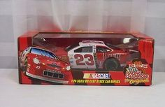 "Racing Champions #23 Jimmy Spencer Taurus 1/24"" Scale Die-Cast Metal NIB $0.98"