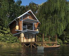 Porquê optar por uma casa pré-fabricada ecológica? - http://www.casaprefabricada.org/porque-optar-por-uma-casa-pre-fabricada-ecologica