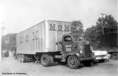 50's trucks cargo - Google Search