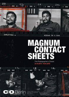 Magnum . Contact Sheets   C/O Berlin