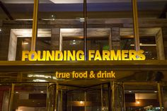 Washington D.C. Day 1: Founding Farmers