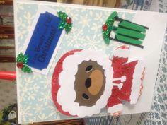 Christmas card (Teddy Bear Parade)
