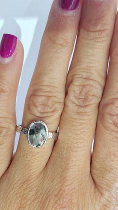 Wedding Ring ByAngeline 0373 See More Raw Rustic Salt And Pepper Diamond Engagement By Almazajewelry