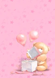 FF... Pink party paper