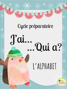Revisiter la façon de revoir ou pratiquer les lettres de l'alphabet avec les petits.