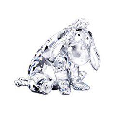 Swarovski Crystal Figurines   Swarovski Crystal - Figurines - Eeyore - Polyvore