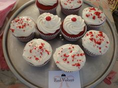 Sheryl's Cupcakes: Cupcake Stall at Dingley Village Craft & Produce Market