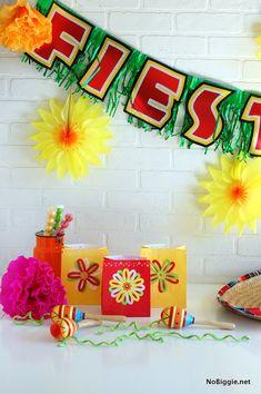 Cinco De Mayo fiesta ideas - NoBiggie.net