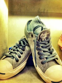 Limited Edition Jack Purcell Converse kicks
