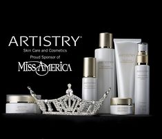 Amway Global and ARTISTRY(R) partner with the Miss America Organization for the next two years www.amway.at/user/maurermarco