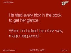 """""""The Terribly Tiny Tales"""" Of Life!"""