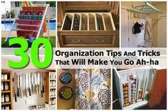 organization-tips-and-tricks
