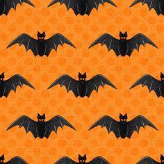 (Pronto para o upload) Fete Halloween, Halloween Fabric, Halloween Prints, Halloween Items, Holidays Halloween, Spooky Halloween, Vintage Halloween, Happy Halloween, Halloween Backgrounds