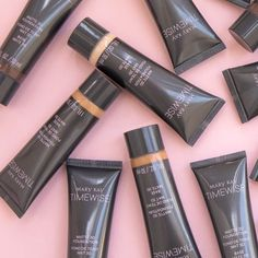 Our latest innovation is inspired by YOU! The TimeWise® Matte 3D Foundation blends seamlessly with your skin tone.