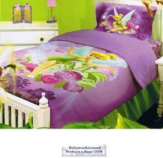 She's loving this set for her peter pan room