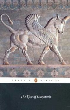 """The Epic of Gilgamesh"", one of the world's oldest tales based on a standard Akkadian with some Old Babylonian, from Ancient Sumeria a tale of an epic battle between giants. Link to online text http://www.ancienttexts.org/library/mesopotamian/gilgamesh/"