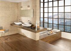 Keramischer Bodenbelag in schönem Holzdekor – Fliesen unterstützen Gesundheit und Wohlbefinden | Wohnen Regional Online Magazin